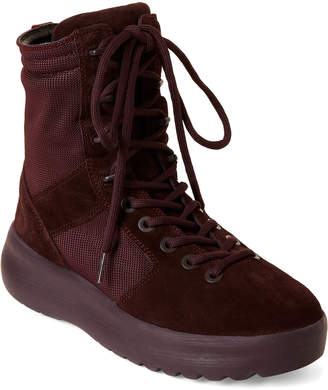 Yeezy Oxblood Season 6 Nylon Military Boots