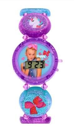 Nickelodeon JoJo Siwa Stretch Bracelet Girls Watch