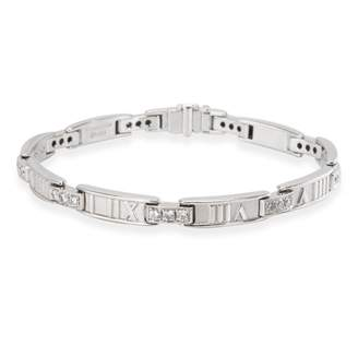 Tiffany & Co. Atlas Other White gold Bracelets