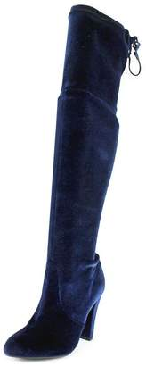 Steve Madden Gorgeos Women US 7.5 Tan Over the Knee Boot