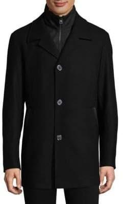 HUGO Balreto Buttoned Jacket