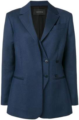 Cédric Charlier double breasted blazer