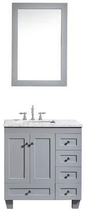 """Three Posts Lauder 31"""" Single Bathroom Vanity Base"""