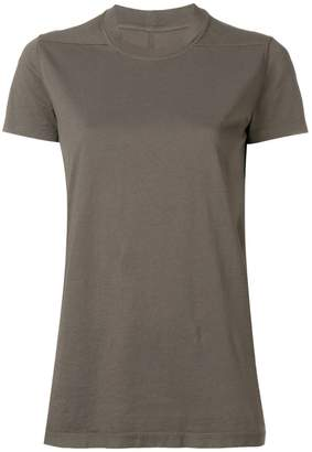 Rick Owens classic fitted T-shirt