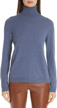 Lafayette 148 New York Cashmere Turtleneck Sweater