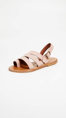 K. Jacques Frodon Sandals