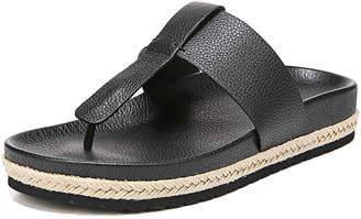 Vince Avani Leather Platform Sandal