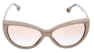 Tom Ford Anouk Cat-Eye Sunglasses