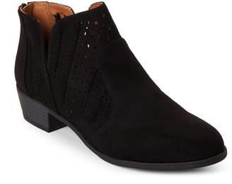 Indigo Rd Black Casey Ankle Booties