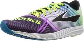 Brooks Women's Hyperion Running Shoe (BRK-120226 1B 3881480 8.5 PUR/BLU/GRN)
