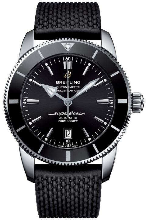 Stainless Steel Superocean Heritage Automatic Watch 46mm
