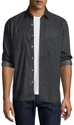 Culturata Special Resin-Wash Western Shirt