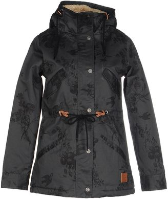 ELEMENT Jackets $142 thestylecure.com
