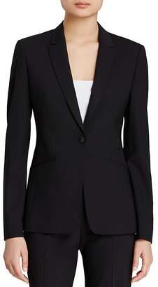 Boss Black BOSS Jabina Stretch Wool Blazer