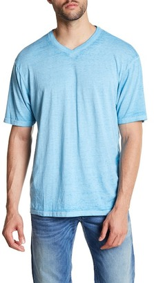 American Needle Heathered Burnout V-Neck Tee (Big & Tall Available) $38 thestylecure.com
