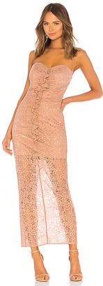 The Jetset Diaries Rosebay Midi Dress