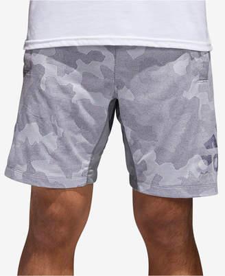 adidas Men's Hype ClimaLite Camo-Print Shorts