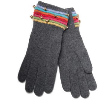 Portolano Cashmere Bracelet Gloves