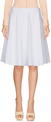 Theory Knee length skirts - Item 35372486JX