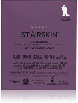 Starskin Women's Hollywood Hand ModelTM Nourishing Double-Layer Hand Mask Gloves