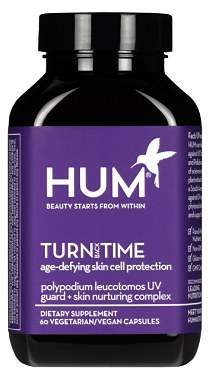 HUM Nutrition Turn Back Time - Anti-Aging Supplement