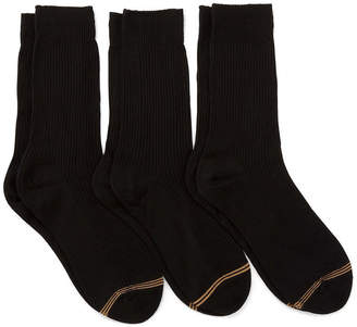 Gold Toe 3-pk. Microfiber Dress Socks - Boys