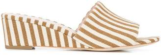 Loeffler Randall Tilly wedge mules