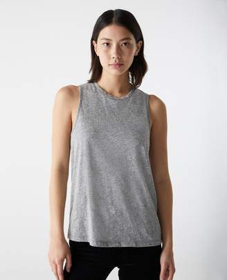 AG Jeans The Serena Zip Tank