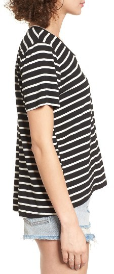 Women's Bp. Stripe Pocket Tee 2