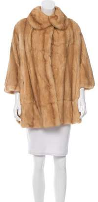 Bergdorf Goodman Mink Fur Jacket