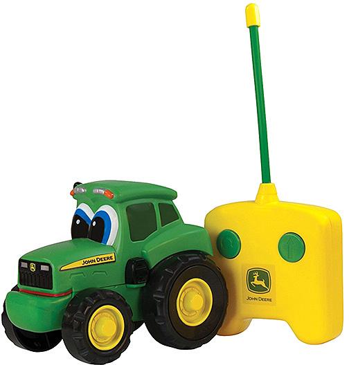 Johnny Remote Control Tractor