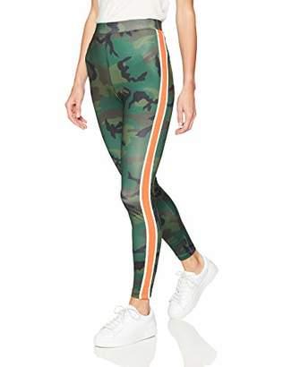 Pam & Gela Women's Camo High Rise Legging