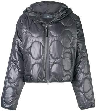adidas by Stella McCartney (アディダス バイ ステラ マッカートニー) - Adidas By Stella Mccartney circle embossed padded jacket