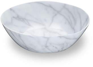 One Kings Lane Carrara Melamine Serving Bowl - White