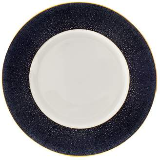 Monique Lhuillier Waterford Stardust Night Accent Plate