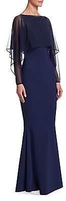 Chiara Boni Women's Nomeda Illusion Gown