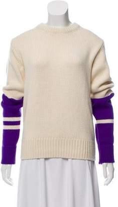 Calvin Klein Wool Knit Sweater w/ Tags