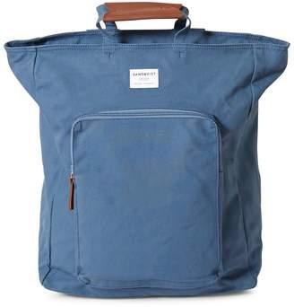SANDQVIST Sasha Tote Bag Blue