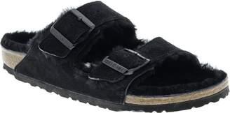 Birkenstock Arizona Shearling Lined Narrow Sandal - Women's