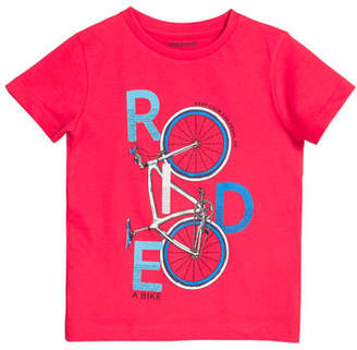 Mayoral Ride A Bike Graphic Tee, Size 4-7
