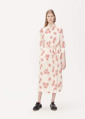 Simone Rocha Mandarin Belted Dress