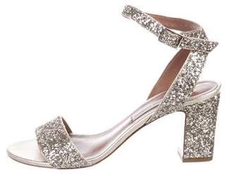Tabitha Simmons Leticia Glitter Sandals