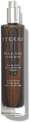 by Terry Tea to Tan Face and Body
