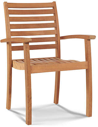 Set of 4 Royal Armchairs - Natural - Hiteak Furniture