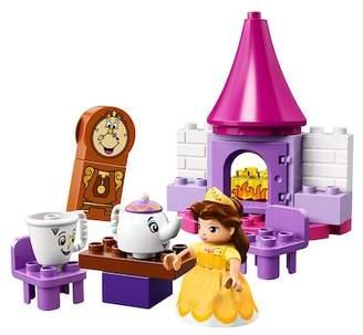 Lego Belle's Tea Party 19-Piece Set