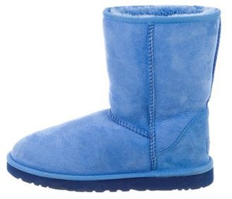 UGG Australia Classic Short Boots $95 thestylecure.com