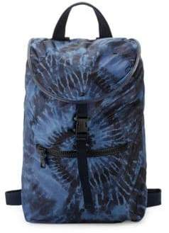 Valentino Tie-Dyed Drawstring Backpack