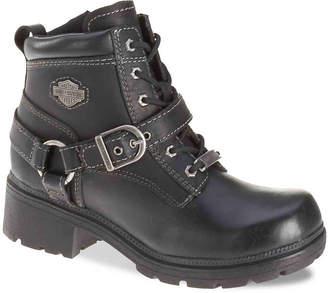 Harley-Davidson Tegan Combat Boot - Women's