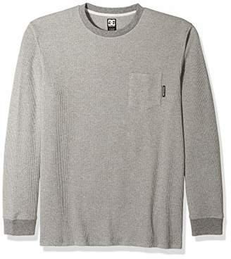 DC Men's FRASERVIEW Long Sleeve TEE Shirt
