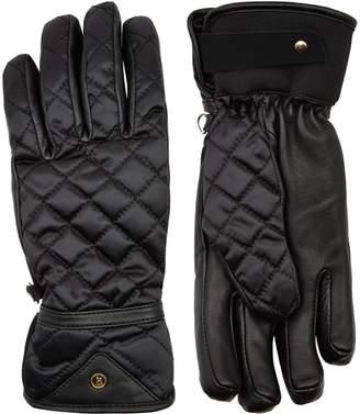 Bogner Cora Quilted Gloves
